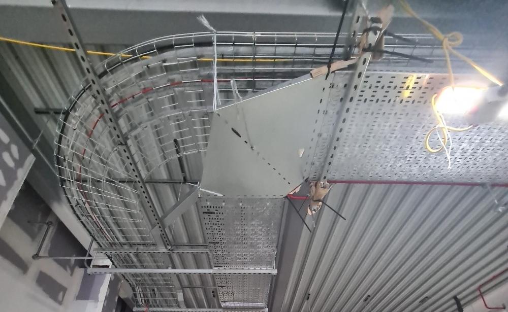 VRV air conditioning heat exchanger