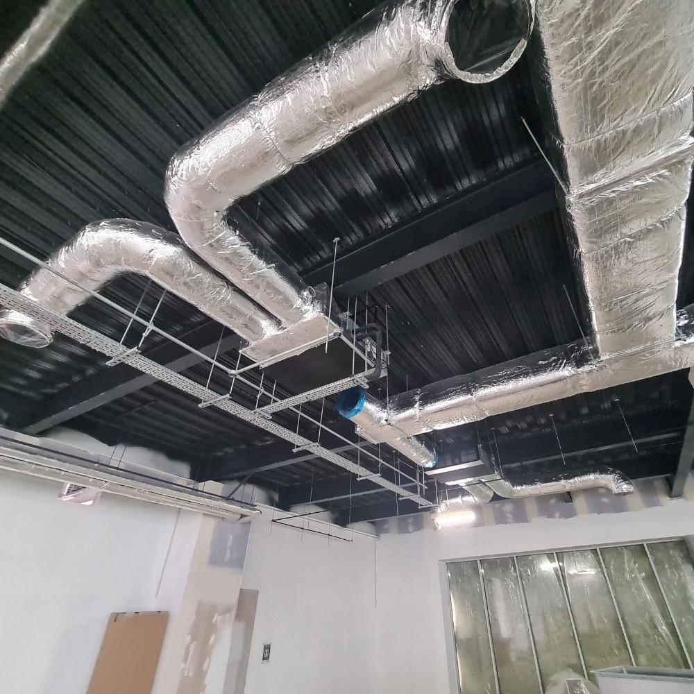 Air Vents On Ceiling HVAC
