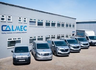 CALMEC HVAC Install Maintenance Service Air Conditioning