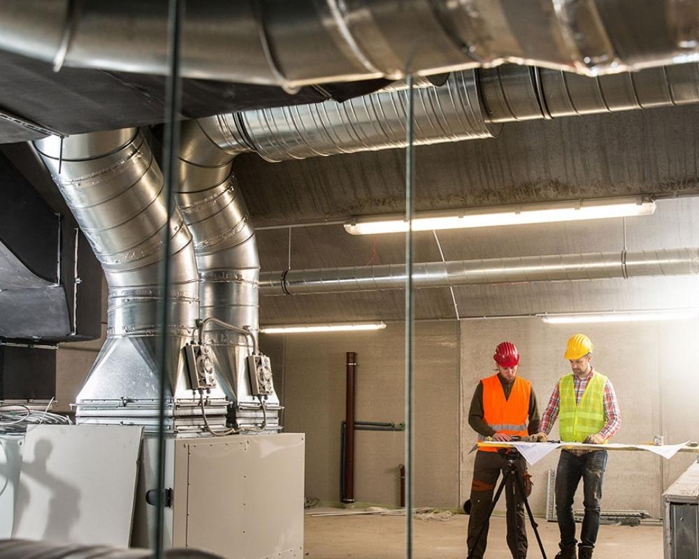 Mechanical Services HVAR Gas Works Plumbing